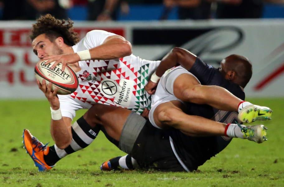 Mike Ellery rugby