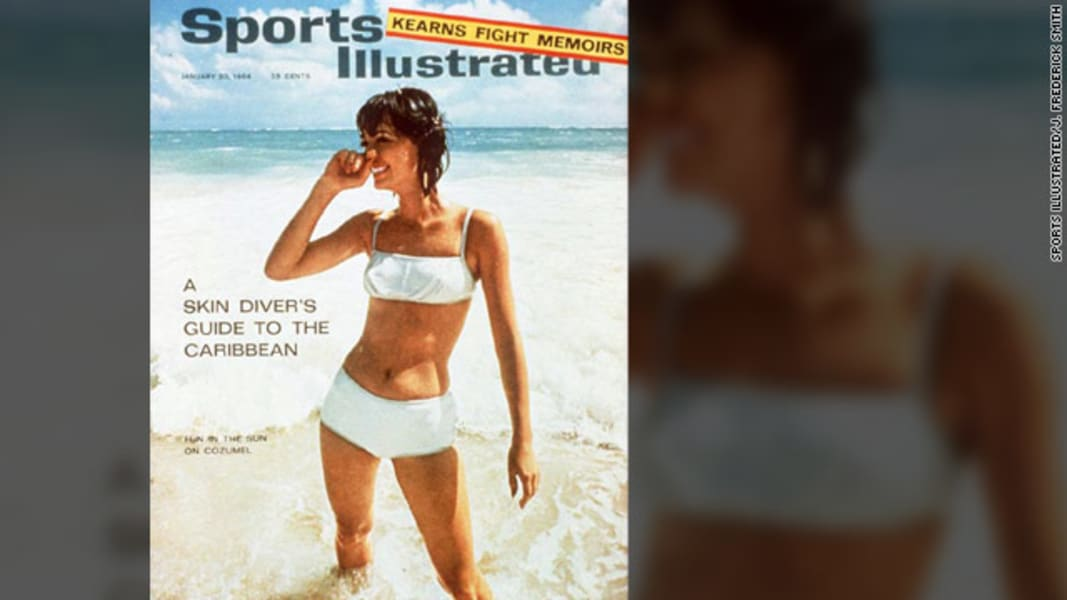 babette march sports illustrated
