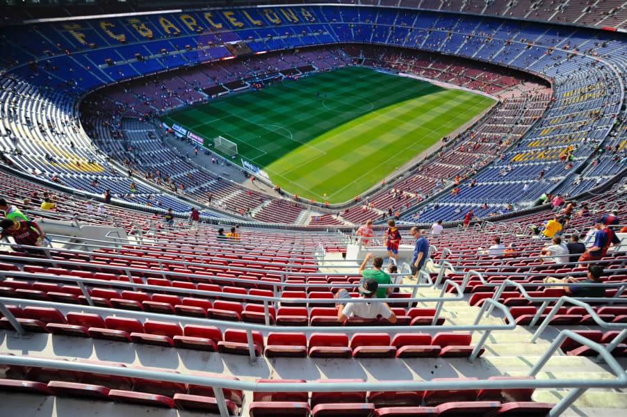 barcelona nou camp