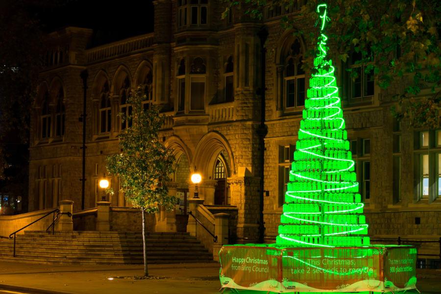 Christmas trees - ealing gov