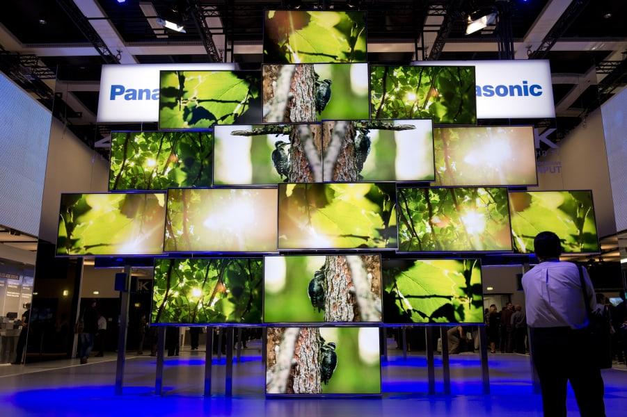 Panasonic 4K ultra