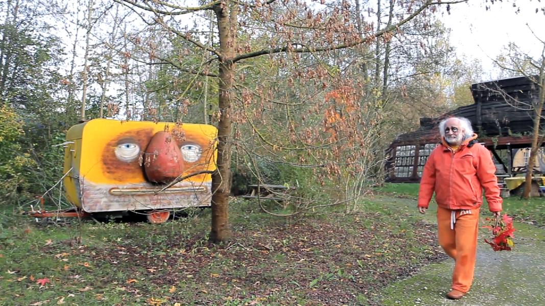 slava polunin clown house caravan