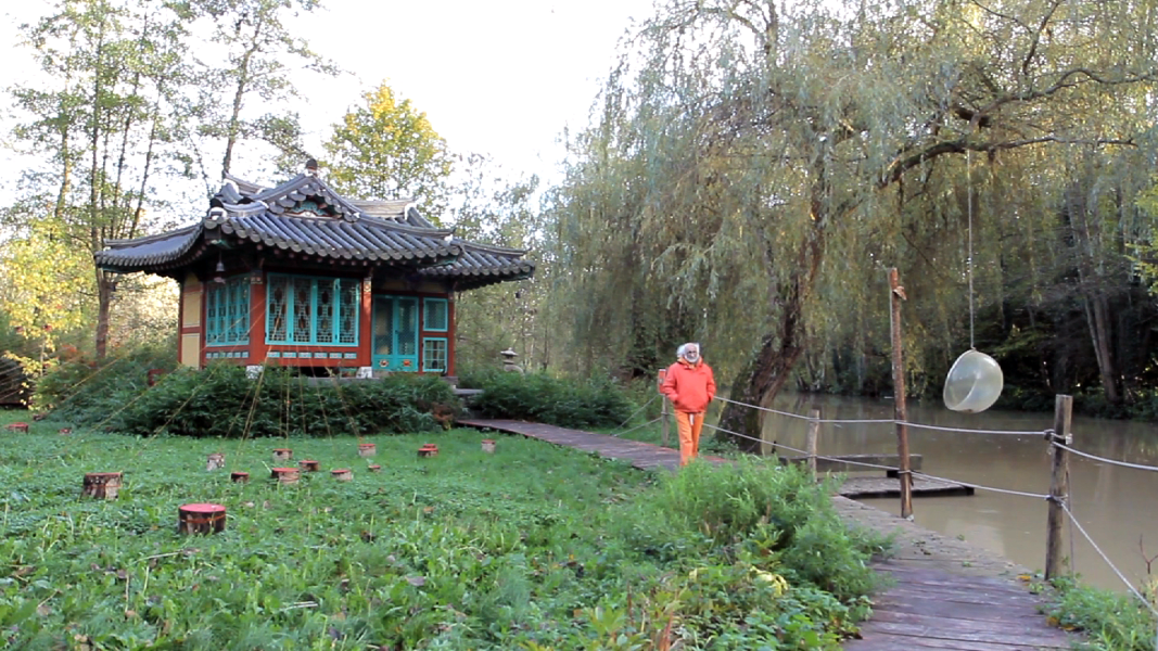 slava polunin clown house pagoda