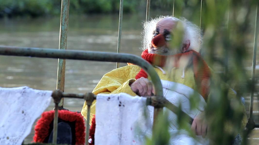 slava polunin clown house boating