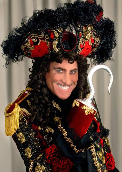 pantomime celebrity p m glaser