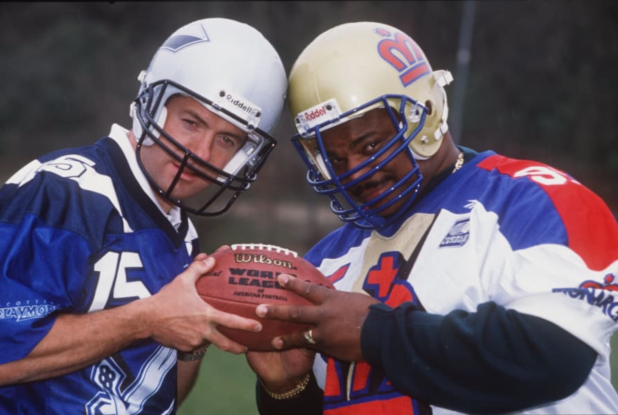 Gavin Hastings NFL