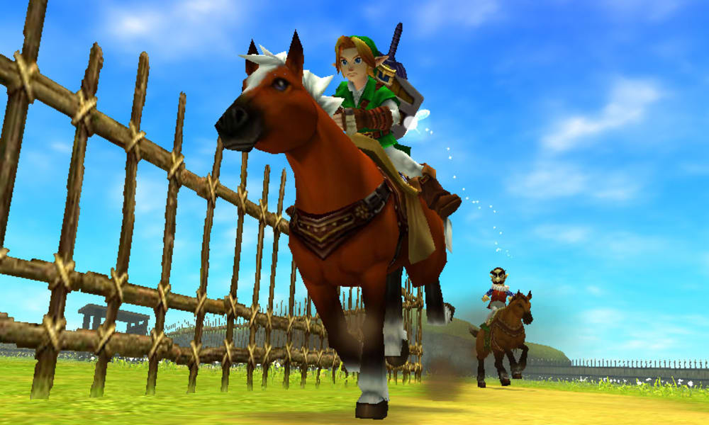 video game worlds hyrule