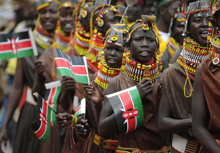 kenya timeline independence celebrations 2013