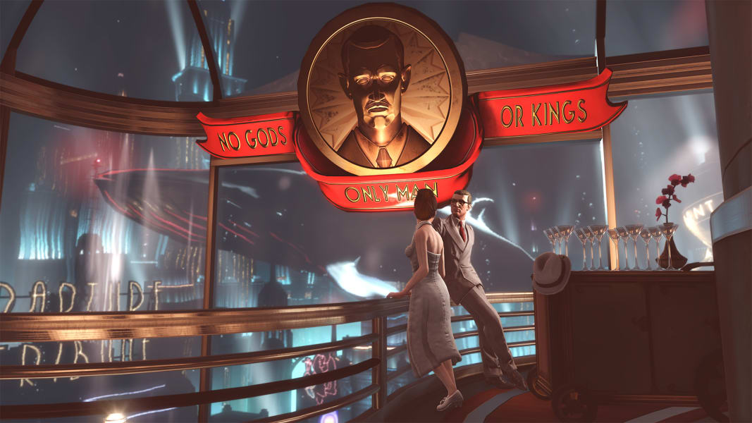 video game worlds rapture