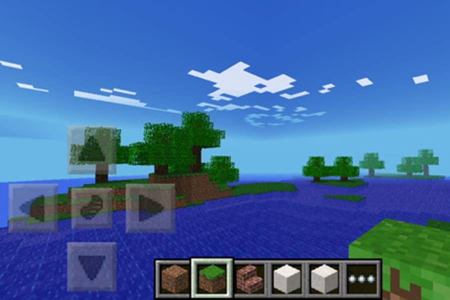 video game worlds minecraft