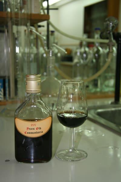 100 year old commandaria wine
