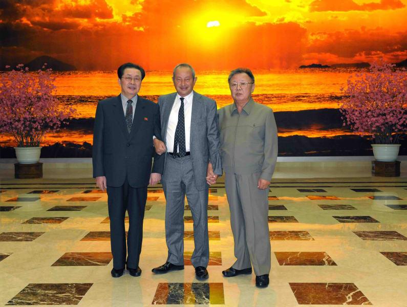 Jang Song Thaek 2011 - RESTRICTED
