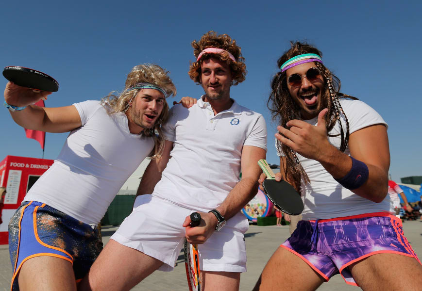 rugby sevens tennis