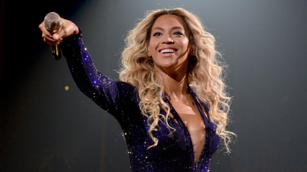 01 Beyonce
