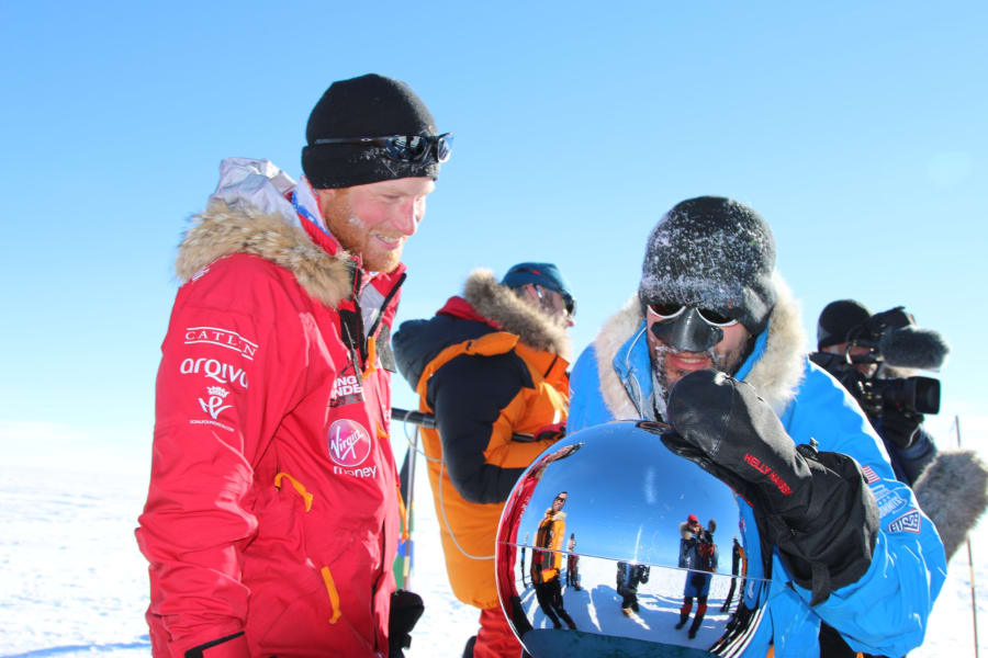 01 prince harry south pole