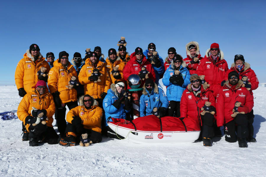 03 prince harry south pole