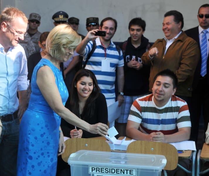 chile election matthei vote