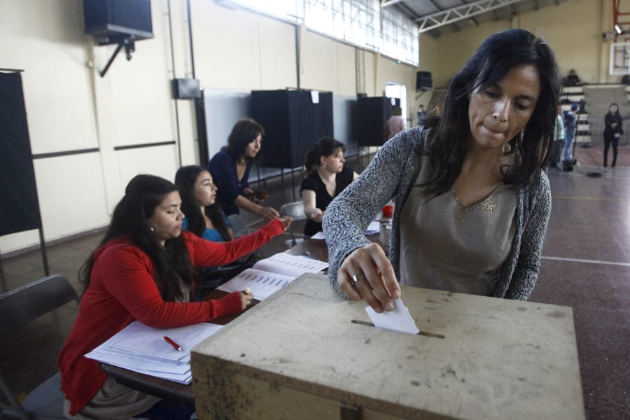 chile election voters