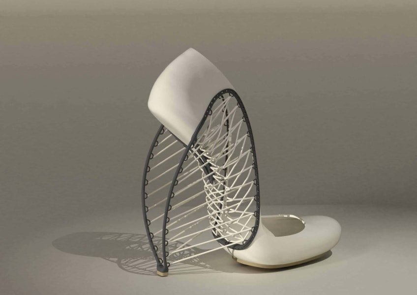 3D printing art fashion 14