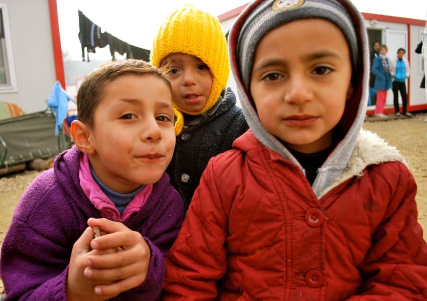 Bulgaria Syrian Refugees 2