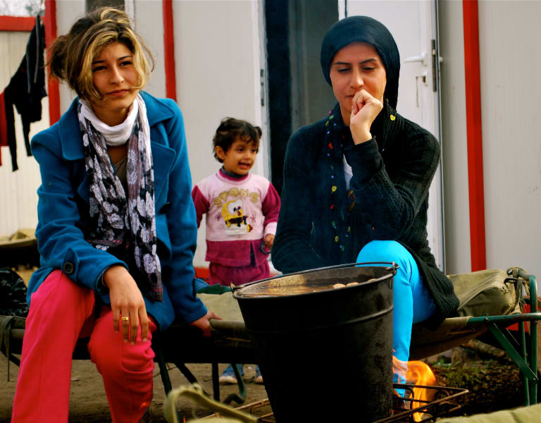 bulgaria syrian refugees