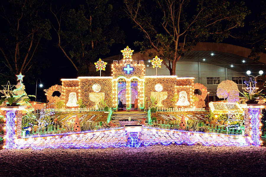 irprt christmas city in philippines