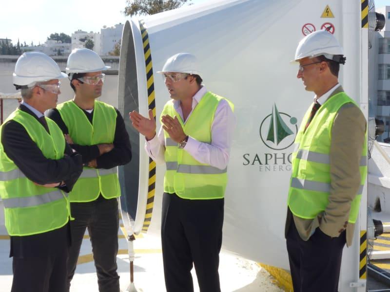 Tunisia saphon engineers