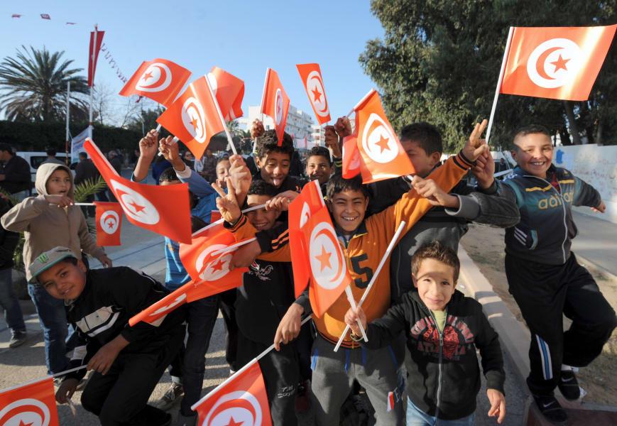 Tunisia uprising anniversary 6