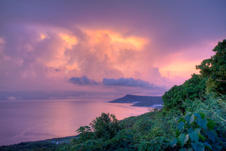 most searched destinations kenting taiwan