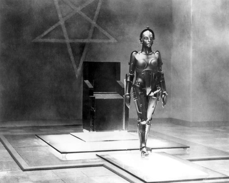 03 robots metropolis