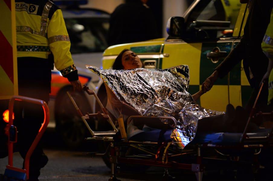 20 london theater collapse