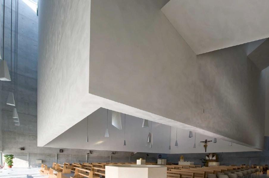 San Paolo parish complex 190