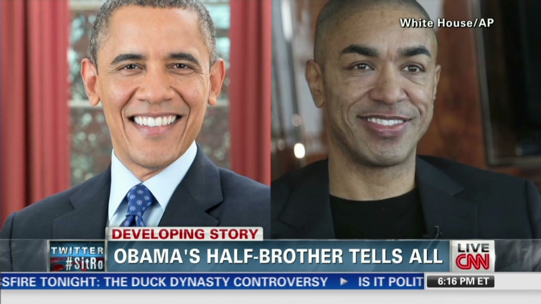 tsr dnt Todd Obama brother tells all_00000319