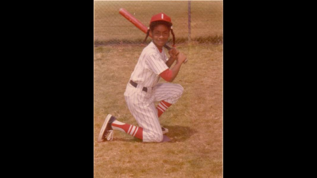VP Little League 1975 Violet Palmer  Newday