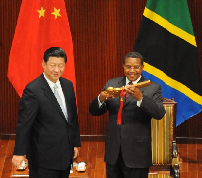 Chinese projects Africa 9