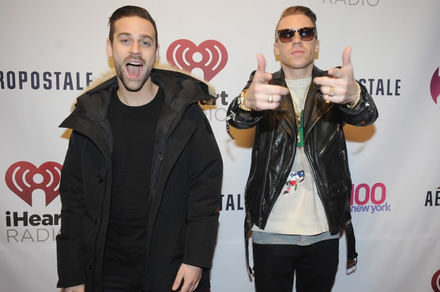 Macklemore Ryan Lewis December 2013