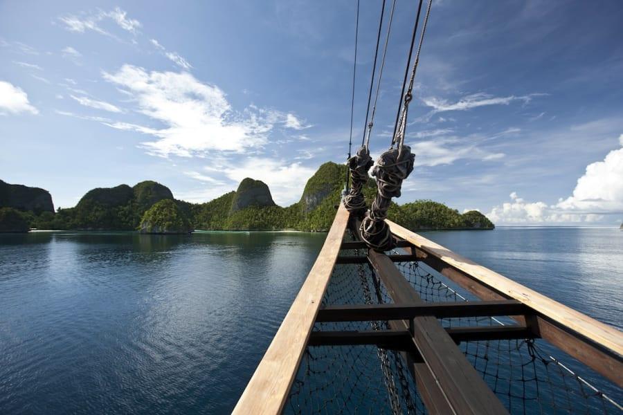 7. Travel wishlist Papua