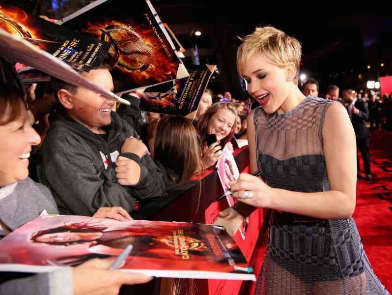 Jennifer Lawrence 11182013