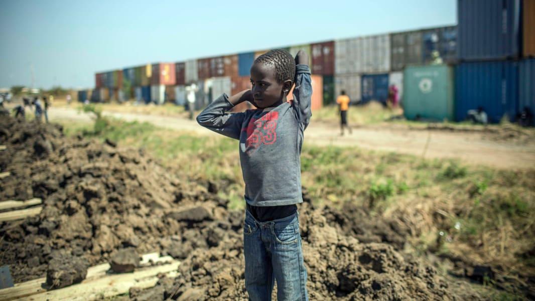 07 Escaping Violence in Sudan
