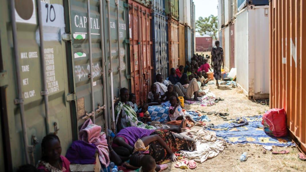 08 Escaping Violence in Sudan