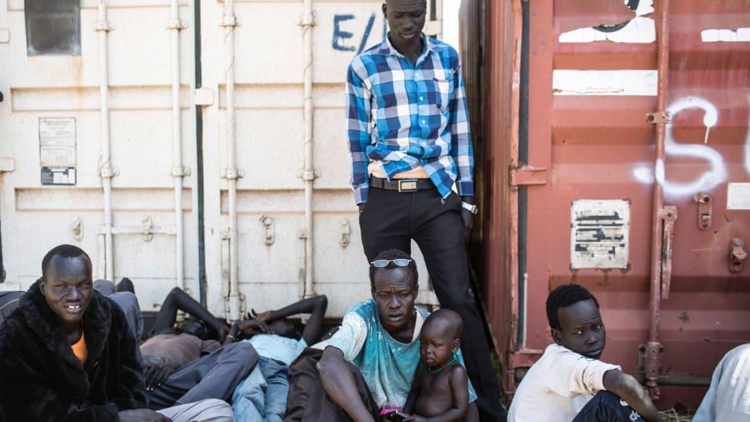 09 Escaping Violence in Sudan