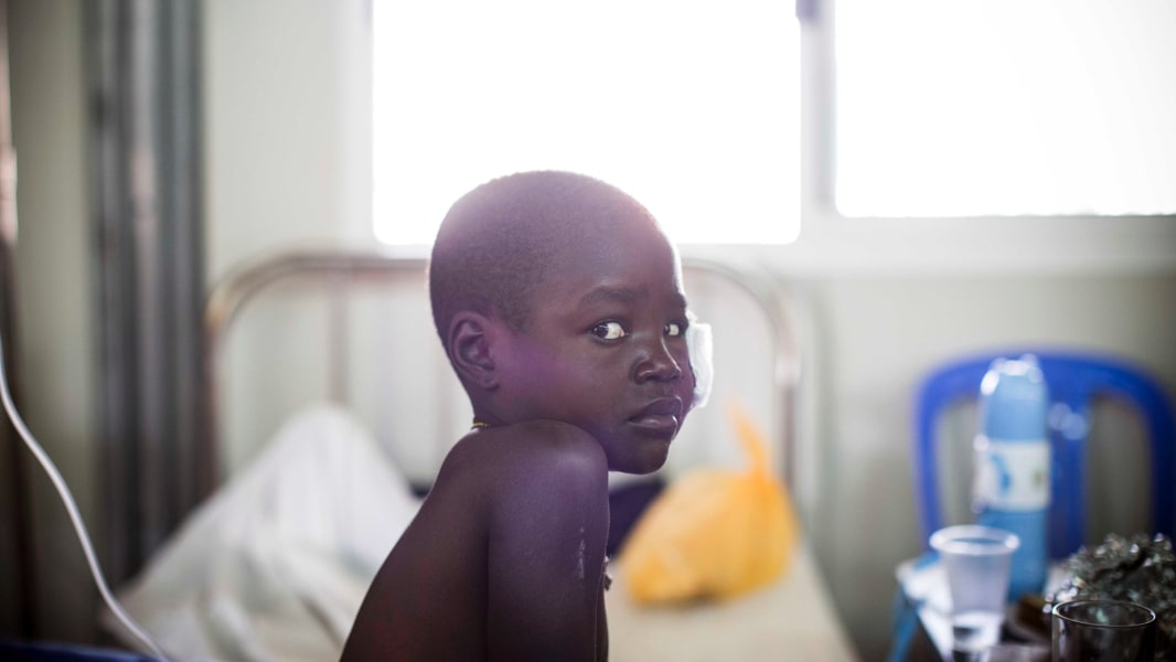 10 Escaping Violence in Sudan