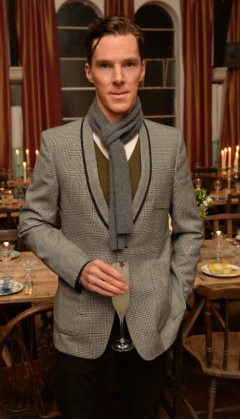 Benedict Cumberbatch 11132013