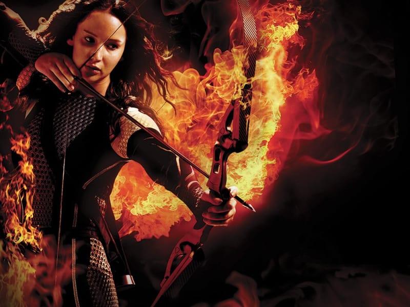 Hunger Games Catching Fire Katniss Everdeen