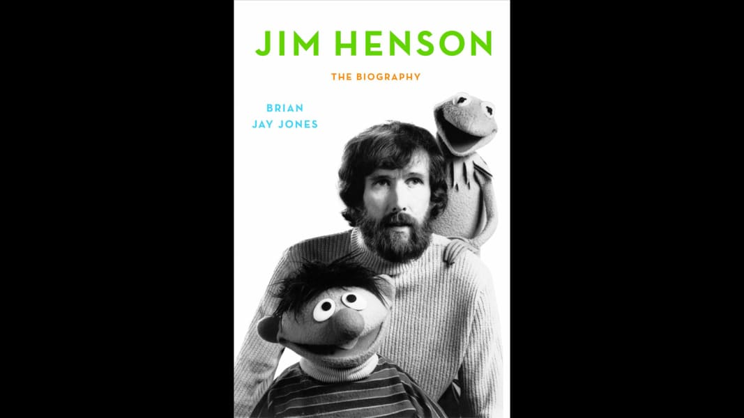 Jim Henson biography cover