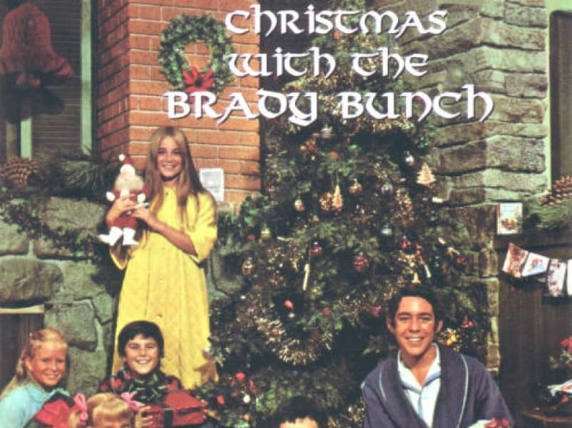 'Christmas with the Brady Bunch'