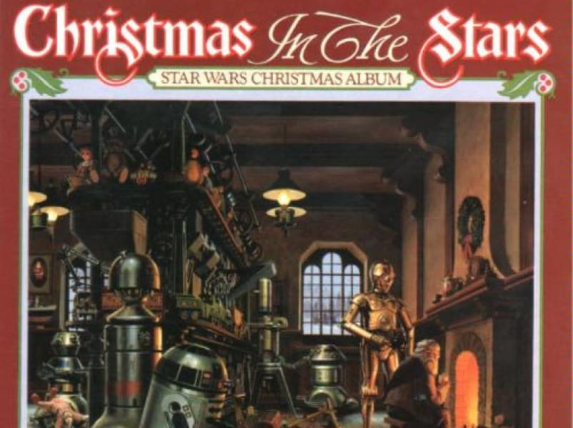 'Christmas In The Stars: The Star Wars Christmas Album'