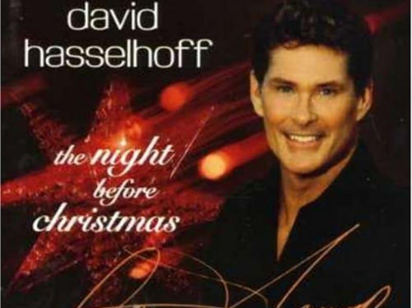 David Hasselhoff 'The Night Before Christmas'