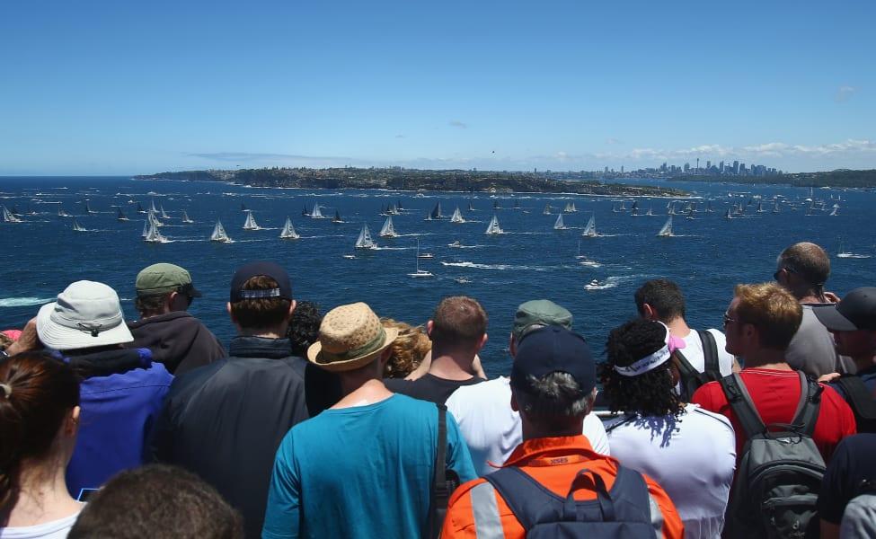 Rolex Sydney Hobart Race 10