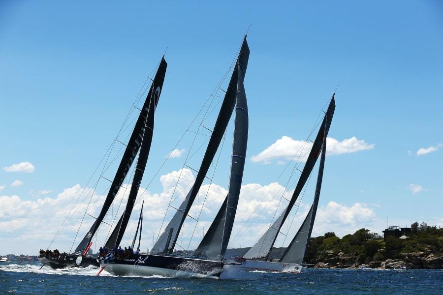 Rolex Sydney Hobart Race 8